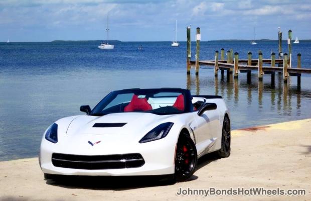 White 2014 Corvette Stingray
