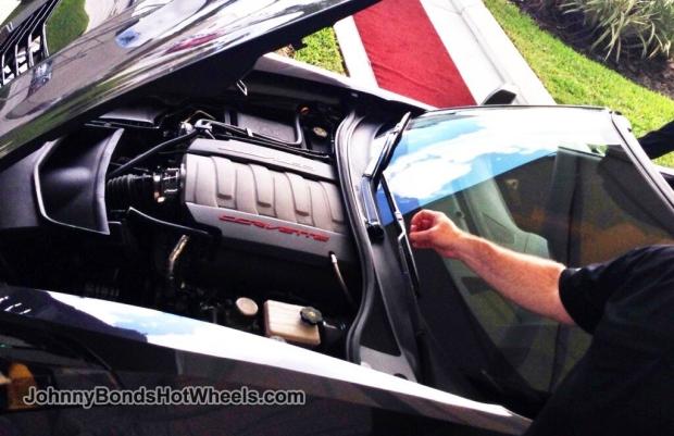 2014 Corvette Stingray Engine