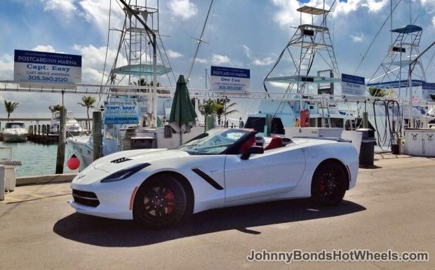 2014 Corvette Stingray Fishing